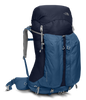 The North Face Banchee 65 Litre Backpack in Urban Navy and Shady Blue