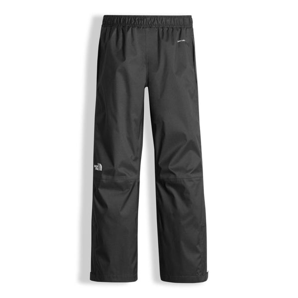 The North Face Youth Resolve Pant in Black