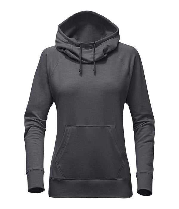 Women's Long Sleeve TNF Terry Hooded Top