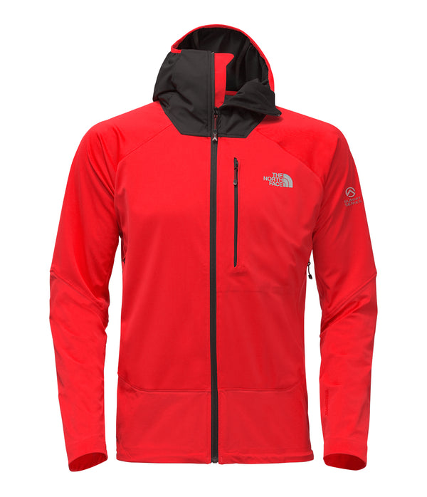 Men's Summit L4 Windstopper Softshell Hoodie