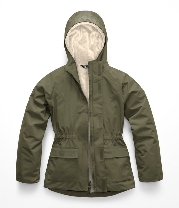 Girls Warm Sophie Rain Parka