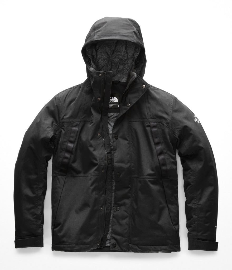 Men's Stetler Insulated Rain Jacket