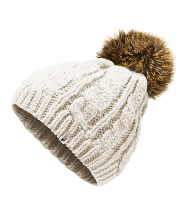 Youth Oh-Mega Fur Pom Beanie