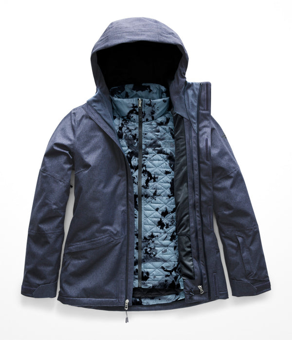 Women's Thermoball Snow Triclimate Jacket