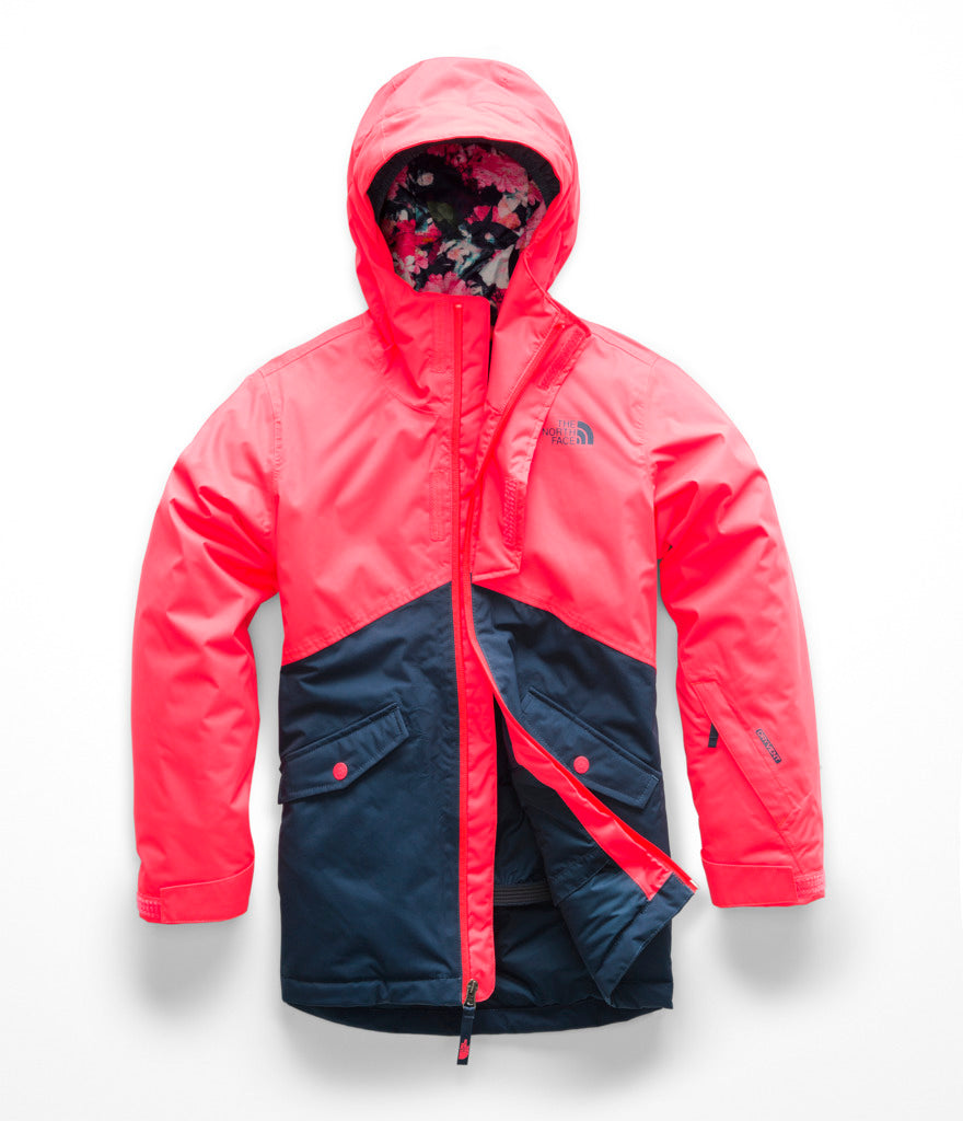 Girl's Freedom Insulated Jacket