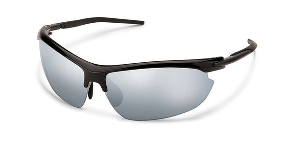 Slant Black-Polarized Silver Mirror