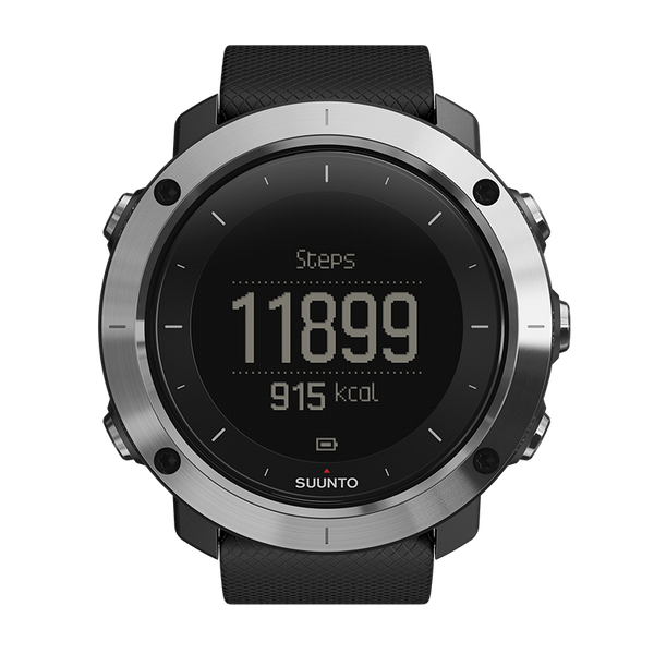 Suunto Traverse Black GPS Watch