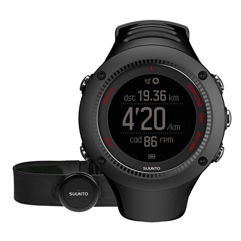 Ambit Run Black HR