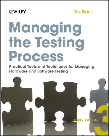 Managing the Testing Process, 3 ed.