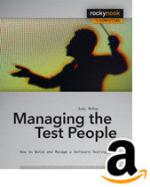 Managing the Test People (Kindle E-Book)