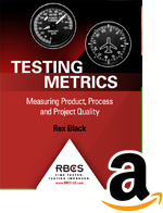 Testing Metrics: Measuring Product, Process and Project Quality (Kindle E-Book)