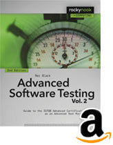 Advanced Software Testing - Vol. 2, 2nd Edition (Kindle E-Book)