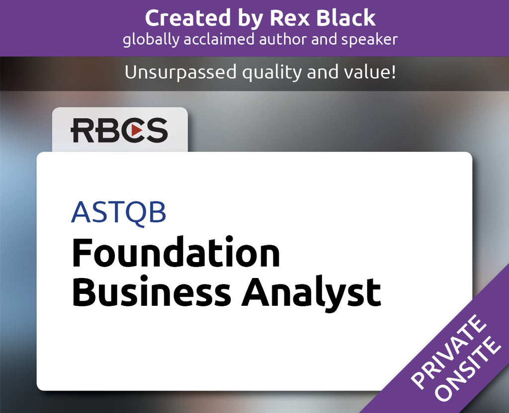 ASTQB Foundation Business Analyst
