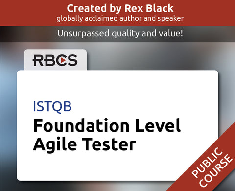 ISTQB Foundation Level Agile Tester