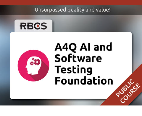 AI and Software Tester Foundation Training