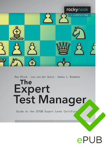 The Expert Test Manager (ePUB E-Book)