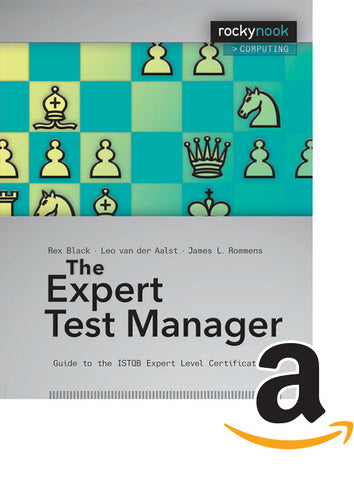 The Expert Test Manager (Kindle E-Book)