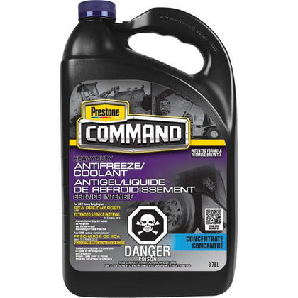 Command® Heavy-Duty ESI Concentrate Antifreeze/Coolant