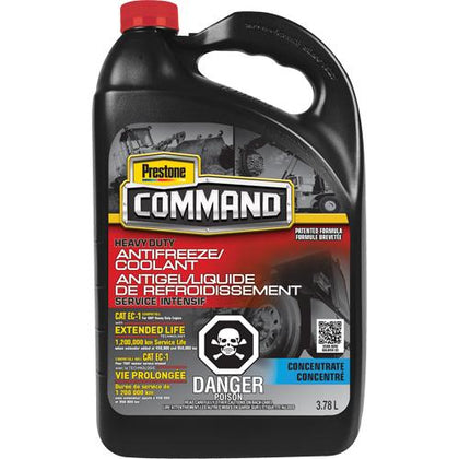 Command® Heavy-Duty NOAT Concentrate Antifreeze/Coolant