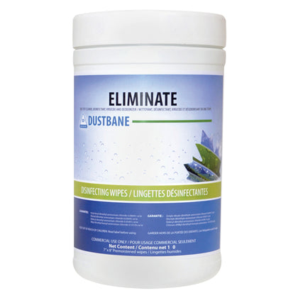 Eliminate Virucide Wipes