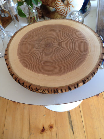 Ash Circular Cutting Boards
