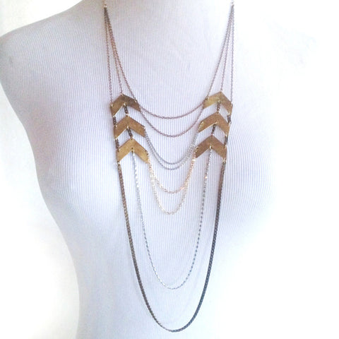 GO WEST NECKLACE
