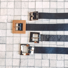 Square Belts