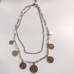 Assorted Gold Chain Necklace