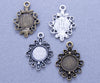 12mm Winding Flower Bezel Kit