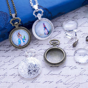 20mm Embellished Pocket Watch Kit - lilly-ds-diy-craft-supplies