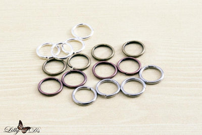 6mm DIY Jump Rings - lilly-ds-diy-craft-supplies