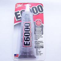 Eclectic Adhesive E6000 2 oz. White - Lilly Ds DIY Craft Supplies
