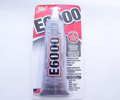 Eclectic Adhesive E6000 2 oz. White