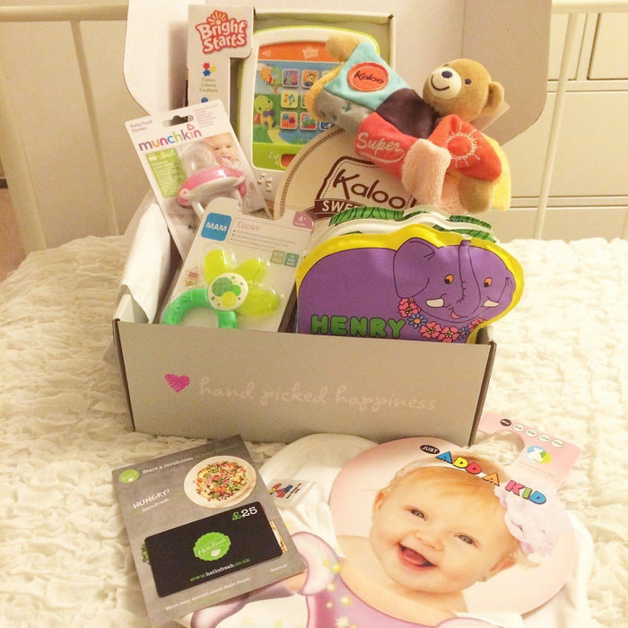 1o Ano do Bebê - Baby Box Anne Claire Baby Anne Claire Baby Store