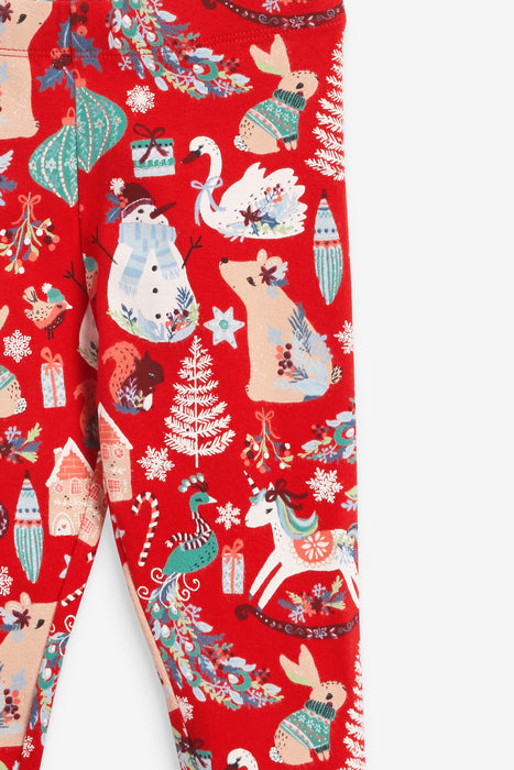 Leggings de Natal