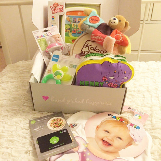 2o Ano do Bebê - Baby Box Anne Claire Baby Anne Claire Baby Store