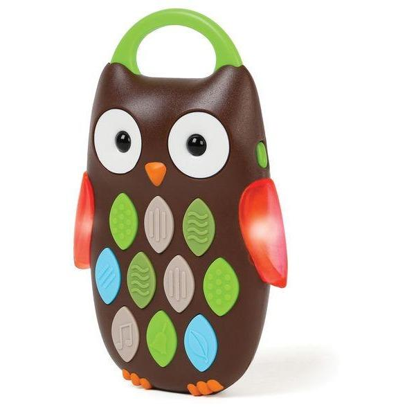 Skip Hop Explore & More Owl Musical Phone Toy - Anne Claire Baby Store