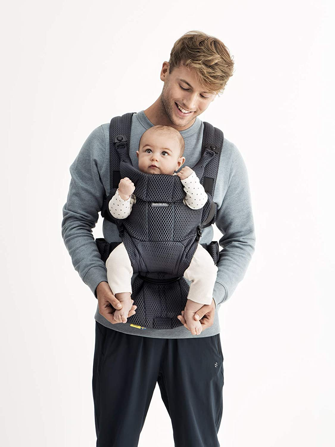 BabyBjörn Baby Carrier Move, 3D Mesh
