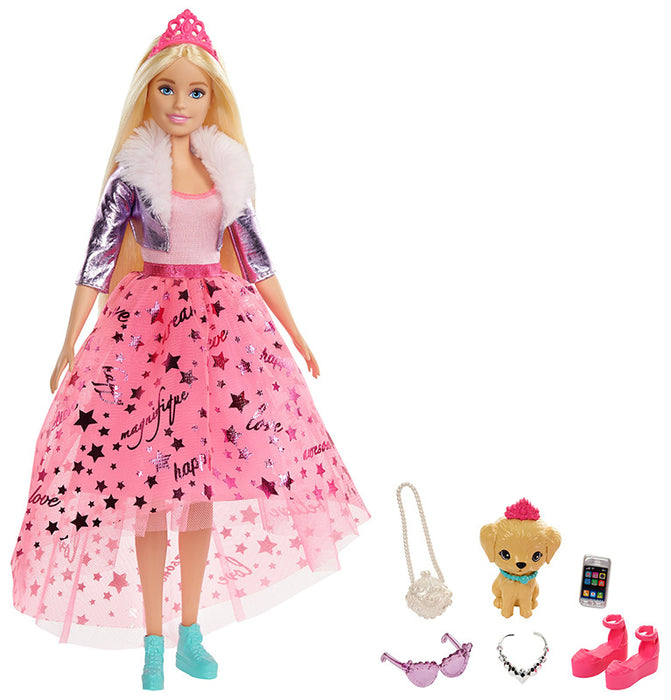 Barbie Princesa Barbie Aventura