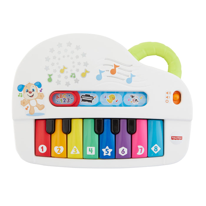 Fisher-Price Laugh and Learn Piano Cores e Sons