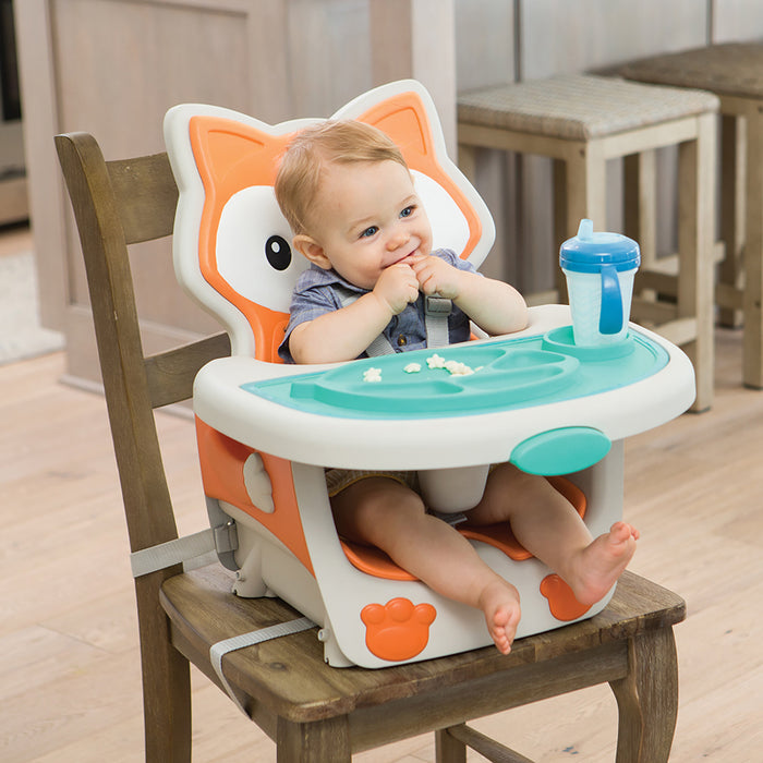 Infantino Grow-With-Me 4-in-1 Convertible Height Chair - Cadeira conversível 4 em 1