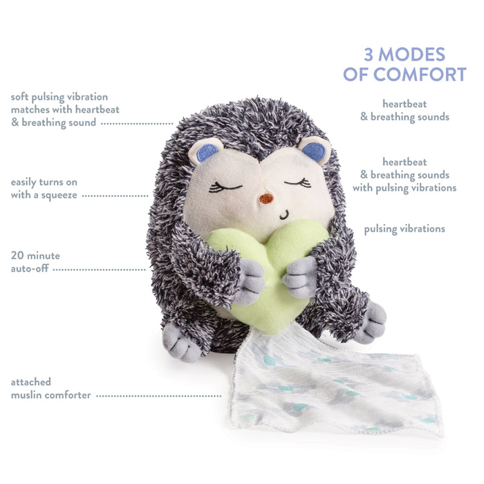 Summer Infant Heartbeat Soothers - Ouriço