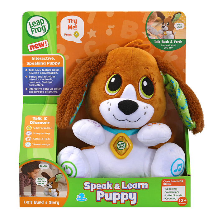 Leap Frog Speak & Learn Puppy
