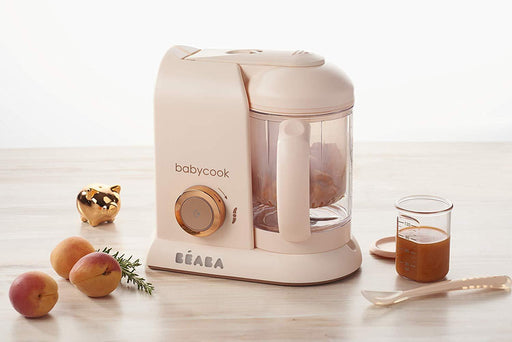 Beaba Babycook® MACARON Collection Rose Gold Anne Claire Baby Store