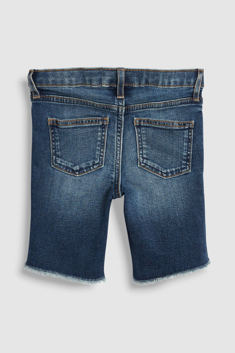 Beath Life - Shorts Jeans Azul Escuro Anne Claire Baby Store