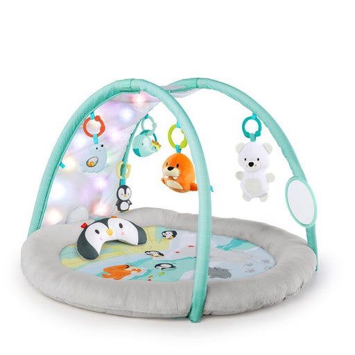 Bright Starts - Tapetinho de Atividade Arctic Glow Anne Claire Baby Store