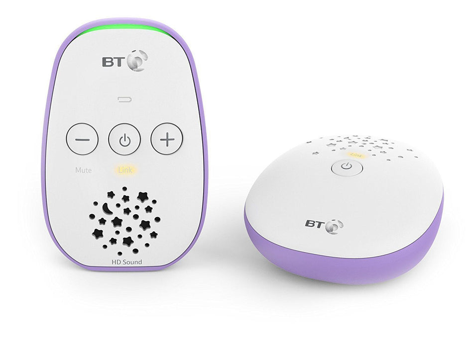 BT Digital Audio Baby Monitor 400 Anne Claire Baby Store