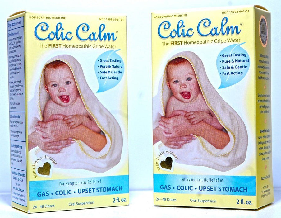 Colic Calm Bestseller Anne Claire Baby Store Ltd. 02 Unidades