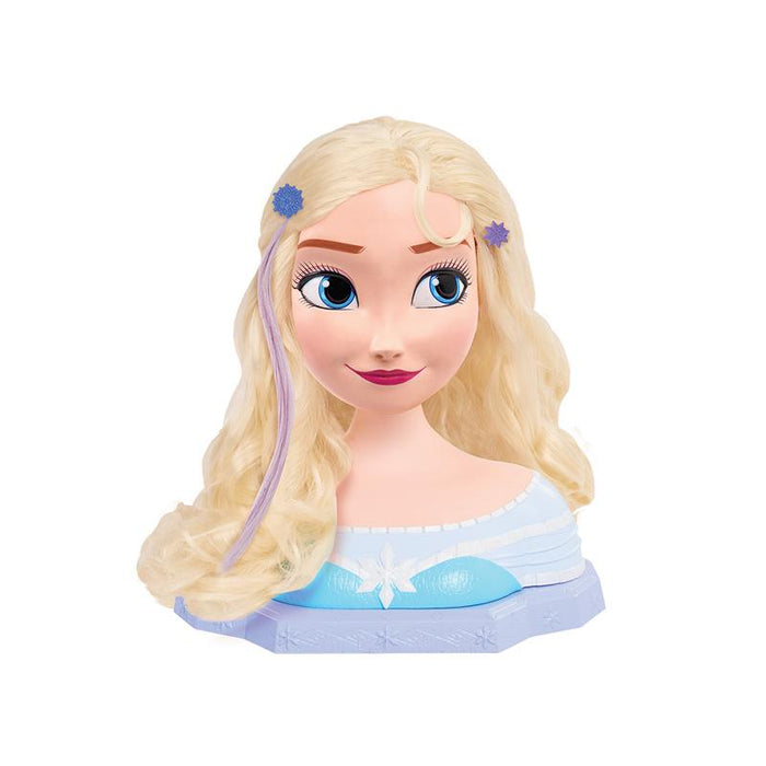 Disney Frozen Deluxe Elsa Styling Head Anne Claire Baby Store