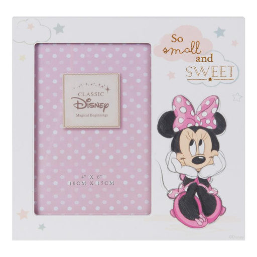 Disney - Porta Retrato da Minnie Anne Claire Baby Store Minnie
